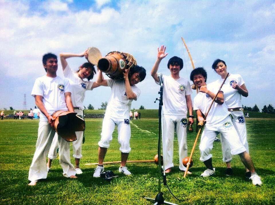 札幌の習い事カポエイラ