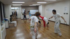 札幌で習い事のカポエイラ
